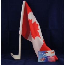 """Canada Car Flag ~ 12"""" x 18"""""""