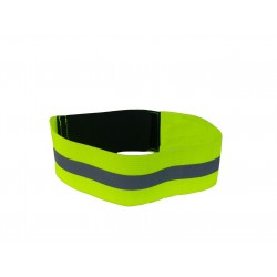 Fluorescent Yellow Elastic Arm Band