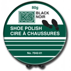 Shoe Polish - Wax ~ Black