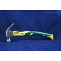 Claw Hammer w/Fiberglass Handle ~ 16oz