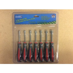 Nut Driver Set - Metric ~ 7 piece set