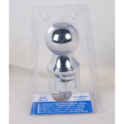 "Trailer Hitch Ball ~ 1-7/8"" x 3/4"""