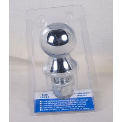 "Trailer Hitch Ball ~ 2"" x 3/4"""