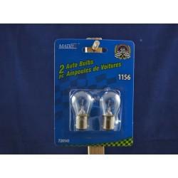 Auto Bulbs #1156 ~ 2/pk