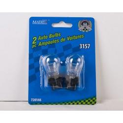Auto Bulbs #3157 ~ 2/pk