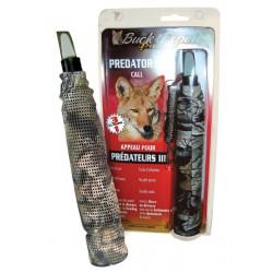 Buck Expert Predator III Coyote Call