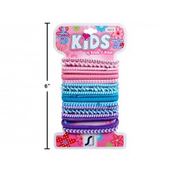 Kid's Ponyholder - Clasp-free ~  18 per pack