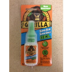 Gorilla Super Glue Gel ~ 20gr Bottle
