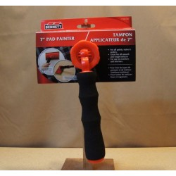 "Bennett 7"" Pro Pad Painter w/Soft Grip Handle"