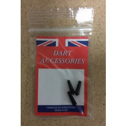 Plastic DPD's Flight Protectors ~ Black