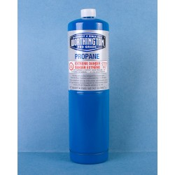 Propane Tall Slim Cylinder 14oz ~ Blue