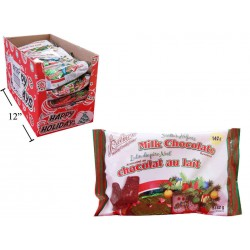 "Christmas Palmer Milk Chocolate ""Santa's Helpers"" ~ 142gr bag"
