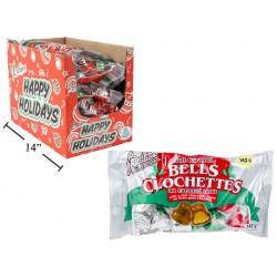 Christmas Palmer Soft Caramel Santas ~ 142gram bag