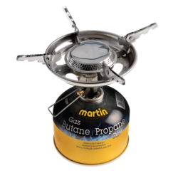 Martin Isobutane Cooking/Backpacking Stove ~ 12,000 BTU