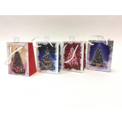 Christmas Small Gift Bag ~ Christmas Trees
