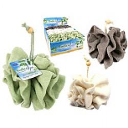 Terry Cotton Bath Sponge