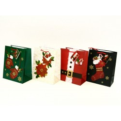 Christmas Medium Gift Bag ~ assorted
