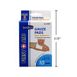 Gauze Dressing Pads ~ 8 per pack