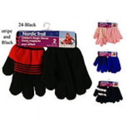 Kid's Magic Gloves ~ 2 pairs per pack