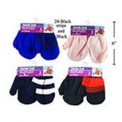 Kid's Magic Mittens ~ 2 pairs per pack