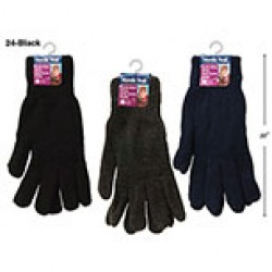 Adult Double Knitted Gloves