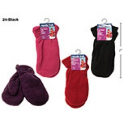 Kid's Polar Fleece Mittens