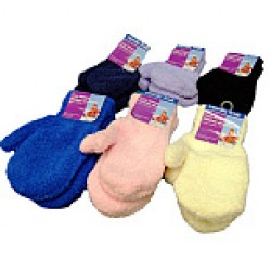 Kid's & Youth Cozy Mittens