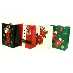 Christmas Large Gift Bag ~ assorted