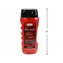 Bodico Bodywash for Men - Active Sport ~ 14oz