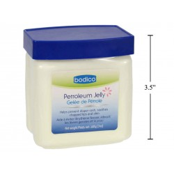 Bodico Petroleum Jelly ~ 198ml/7oz jar