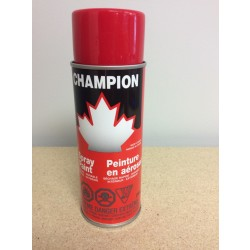 Champion Spray Paint - 285gr tin ~ Red