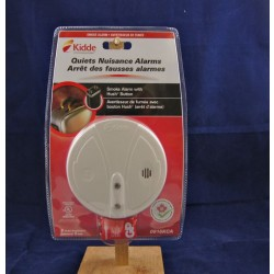 Kiddie Smoke Alarm w/Hush Button
