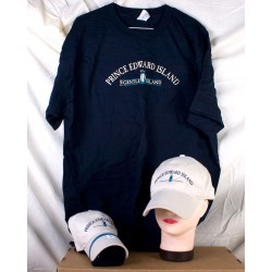 Prince Edward Island Ball Cap & T-Shirt Combo ~ Golf