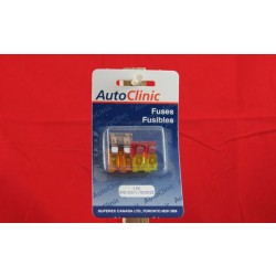 Auto Fuses ~ 9/pack