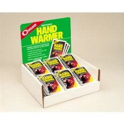 Coghlan's Disposable Hand Warmers - 1/pk ~ 100 per display