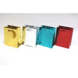 Small Gift Bags ~ Solid Colors Foil