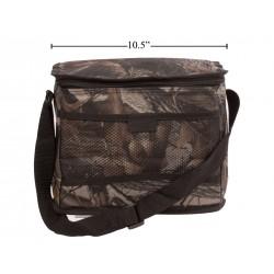 Insulated Camo Cooler Bag ~ 12 Tin
