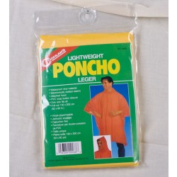 Coghlan's Lightweight Poncho ~ Yellow