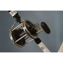 Penn Senator 115L2 Big Game Reel w/ Shakespeare Ugly Stik Big Water Series Stand Up Tuna Rod Combo.