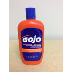 Gojo Natural Orange Hand Cleaner w/Pumice ~ 14oz