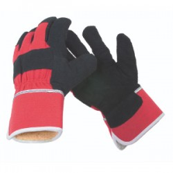 Winter Work Glove w/Fleece Lining