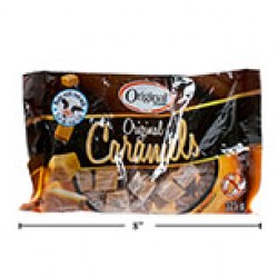 Original Caramels ~ 325gram bag