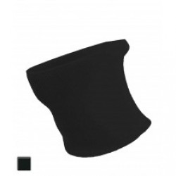 Black Knitted Neck Warmer