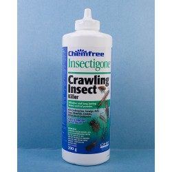 Chemfree Insectigone Crawling Insect Killer ~ 200gr