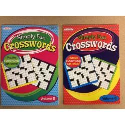 Crossword Books ~ Simply Fun