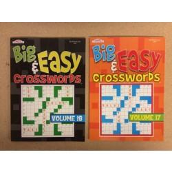Crossword Books ~ Big & Easy