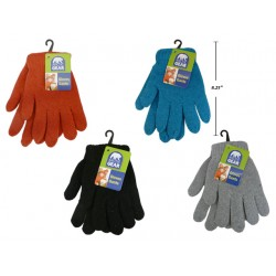Kid's Double Knitted Gloves