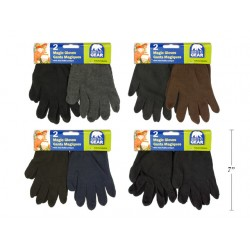 Men's Magic Gloves ~ 2 per pack