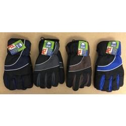 Men's Insulated Ski Gloves