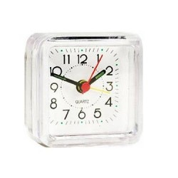 Quartz Alarm Clock ~ Travel Size